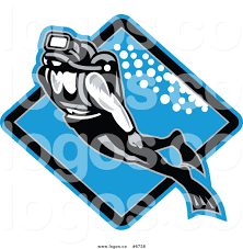 Swimming Logo Design by Top Logo Design Diver Logo Design Creative Logo Samples And