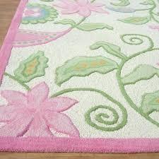 Modern Floral Rug Lovely Pink Floral Rug Modern Style Pink Floral Loop Woolen Area