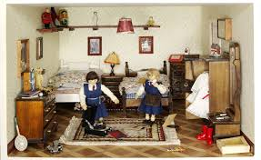 1940s house gallery of 12 dollhouses that trace 300 years of british
