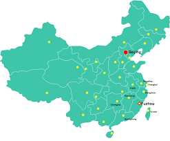 Fuzhou China Map by Ines Secret Wines Will Be Present At The China Fuzhou From 16