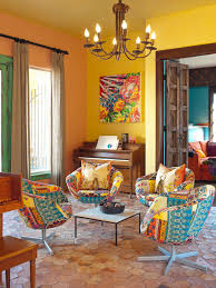 Western Home Interiors Mediterranean Houses With Courtyards Interior Austin Home Gallery