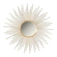 Mid Century Modern Wall Mirror Midcentury Modern Mirrors Houzz