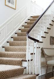 Cost To Decorate Hall Stairs And Landing Stair Runners And The One Fiber You Should Never Use