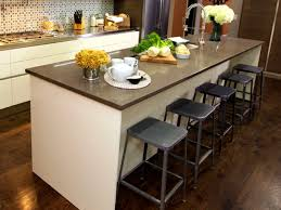 furniture appealing kitchen blue and white island bar stools for