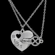 key necklace charms images Wholesale 10set love key my heart charms pendant necklaces puzzle jpg