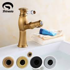 Solid Brass Bathroom Fixtures Best Of 2018 3 Holes Golden Polished Bathroom Fixtures Wholesale