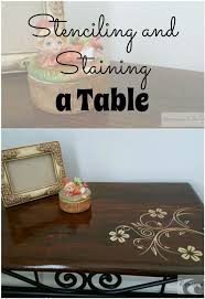top 25 best stencil table top ideas on pinterest stencil table