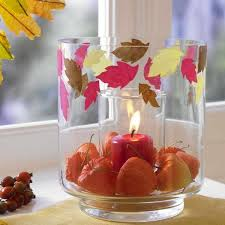 25 beautiful fall decorations and table centerpieces made with