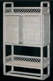 Rattan Bathroom Furniture Wicker Bathroom Cabinet Rattan Bathroom Furniture Uk Gilriviere