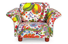 Floral Couches Outlandish Floral Furnishings Svenskt Tenn Sofas