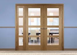 Room Divider Door - easi frame oak room divider door system internal room dividers