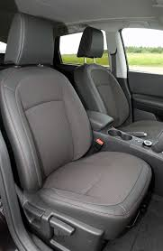 nissan qashqai leather seat covers more style and technology for qashqai
