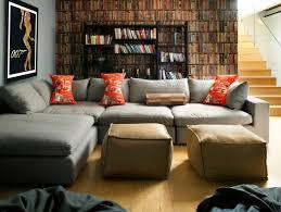 Corner Sofa In Living Room - 18 corner sofa designs ideas design trends premium psd
