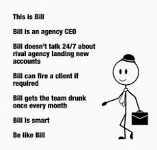 Be Like Bill If You - be like bill memes for each type of agency employee accounting