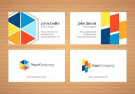 free vector business card templates 18784 free downloads
