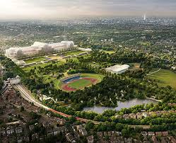 New Apple Headquarters October U0027s Top Stories Crystal Palace Plans Unveiled New Apple Hq