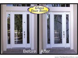 Exterior Entry Doors With Glass Simple Plain Glass Exterior Door Affordable Exterior Front Entry