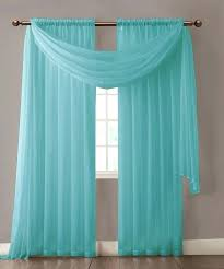 Turquoise Curtains Teal And White Curtains Turquoise And White Curtains Colour
