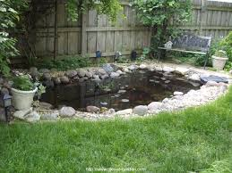 easy small garden pond video and photos madlonsbigbear com