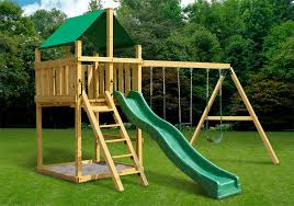 discovery fort with swing set diy kit swingsetmall com
