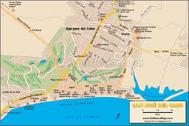 san jose cabo map hotels maps of baja california mexico allaboutbaja