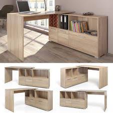 bureau d angle en bois massif bureau d angle pour le bureau ebay