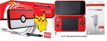 nintendo 2ds black friday 2017 nintendo 2ds xl poke ball limited edition pokemon plus charger