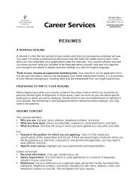 internship resume sample resume samples and resume help