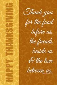 things to be thankful for on thanksgiving day quote
