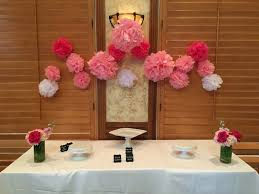 pink and gray baby shower cafe chardonnay baby shower the majestic vision