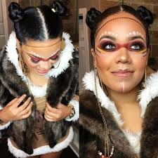 Cowgirl Halloween Makeup Related Image Halloween Escape Pinterest Tribal Makeup