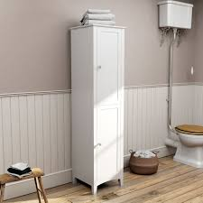 the bath co camberley white tall storage unit victoriaplum com