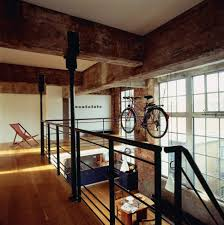 apartment cool attic apartment with wood floors and iron hand