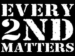 every 2nd matters promoting 2nd amendment awareness