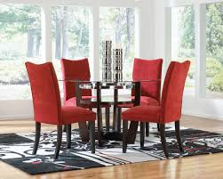 leather dining room sets red dining room chairs uk insurserviceonline com