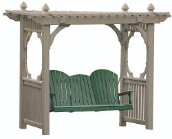 Luxcraft Porch Rocker Amish Yard Outdoor Furniture