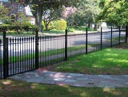 Fence Ideas For Backyard by Best 25 Yard Fencing Ideas Only On Pinterest Front Yard Fence