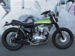 kawasaki w650 dirt tracker final dirt track version visi u2026 flickr