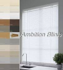 Made To Measure Venetian Blinds Wooden Wooden Bathroom Contemporary Made To Measure Blinds Ebay