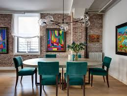 colorful flatiron loft pictures modern nyc home tour