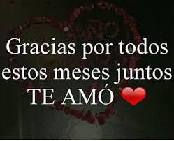 Muchisimas gracias Te Amoooooo Mi Amor ❤ Para Ti Mi Amor Love