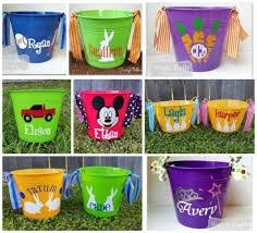 personalized buckets custom buckets