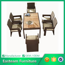 Wooden Dining Table Furniture Teak Wood Dining Table And Chair Teak Wood Dining Table And Chair