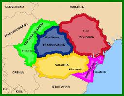 Moldova Map Federal Greater Romania By Matritum On Deviantart