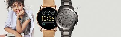 amazon com fossil q wander gen 2 light brown leather touchscreen