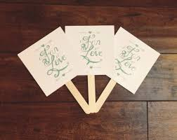 diy wedding fan programs diy printable wedding fan program fan of paper wedding