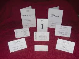 Wedding Invitation Folded Card Invitation Stationery Personalised Elegant Design Various Colours
