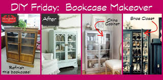 Bookshelf Makeover Ideas Diy Friday Bookcase Makeover Mcaleer U0027s Office Furniture