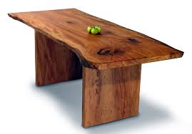 live edge table top small sycamore dining table handmade dining table david stine
