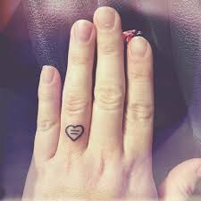 66 finger tattoos for women